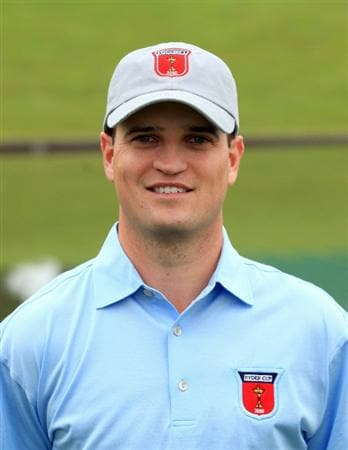 NEWPORT, WALES - SEPTEMBER 28:  Zach Johnson of the USA poses for a portrait during the USA Team Photocall prior to the 2010 Ryder Cup at the Celtic Manor Resort on September 28, 2010 in Newport, Wales.  (Photo by David Cannon/Getty Images)