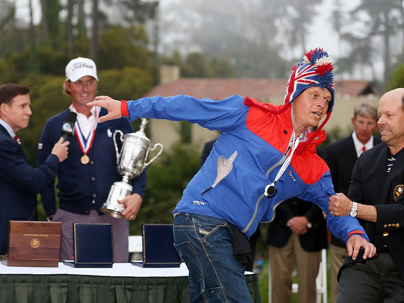 'Jungle Bird' at the 2012 U.S. Open.