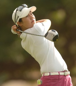Aree Song in action during the first round of the inaugural 2006 Fields Open in Hawaii at Ko Olina Golf Club in Kapolei, Hawaii February 23, 2006.Photo by Steve Grayson/WireImage.com