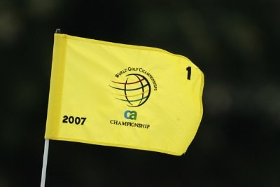 The pin flag at #1during the third round of the WGC-CA Championship held on the Blue Course at Doral Golf Resort and Spa in Doral, Florida, on March 24, 2007. Photo by: Chris Condon/PGA TOURPhoto by: Chris Condon/PGA TOUR