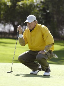 Graham Marsh in action during the first round of the 2006 AT&T Classic on Friday, March 10, 2006 at  Valencia Country Club in Valencia, CaliforniaPhoto by Marc Feldman/WireImage.com