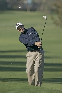 Bart Bryant during the first round of the 2006 Accenture Match Play Championship at the La Costa Resort & Spa in Carlsbad, California on February 22, 2006.Photo by Stan Badz/PGA TOUR/WireImage.com