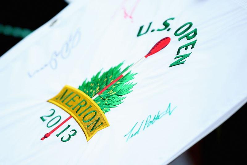 Merion U.S. Open flag