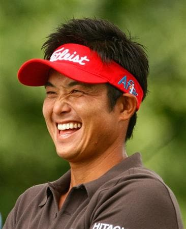 BETHESDA, MD - JULY 05:  Ryuji Imada of Japan waits on the first tee during the final round of the AT&T National at the Congressional Country Club on July 5, 2009 in Bethesda, Maryland.  (Photo by Scott Halleran/Getty Images)