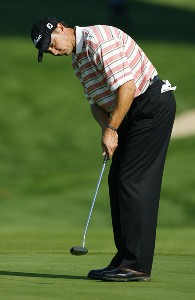 Jerry Smith during the first round of the Canadian Open held at Hamilton Golf and Country Club in Ancaster, Ontario, Canada, on September 7, 2006.Photo by: Stan Badz/PGA TOUR