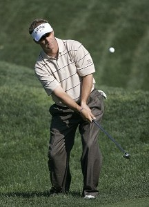 Scott McCarron during a practice round for THE PLAYERS Championship held at the TPC Stadium Course in Ponte Vedra Beach, Florida on Wednesday, March 22, 2006.Photo by Sam Greenwood/WireImage.com