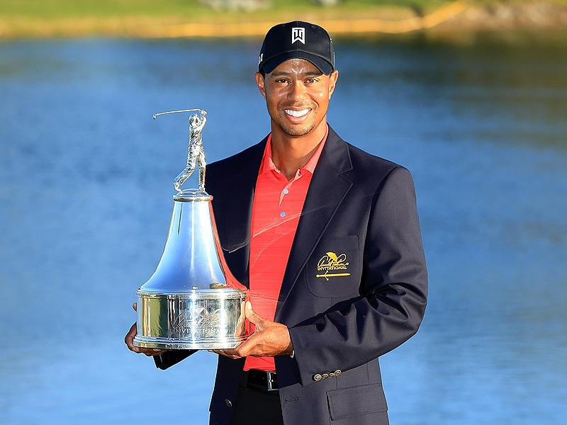 Tiger Woods wins Bay Hill