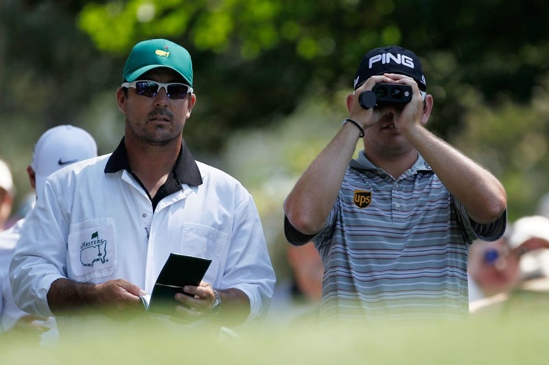 Louis Oosthuizen and Wynand Stander