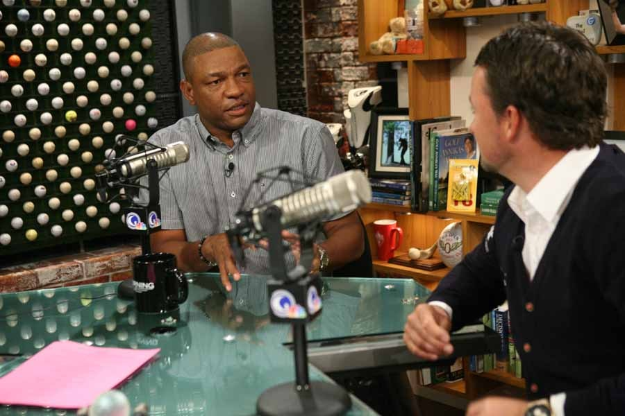 Morning Drive, Doc Rivers and Graeme McDowell