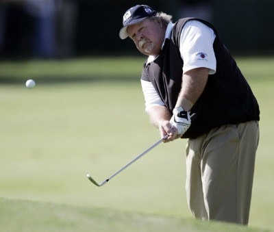 Craig Stadler in action during the final round of the Toshiba Classic at Newport Beach Country Club in Newport Beach, California on March 19, 2006.Photo by Gregory Shamus/WireImage.com