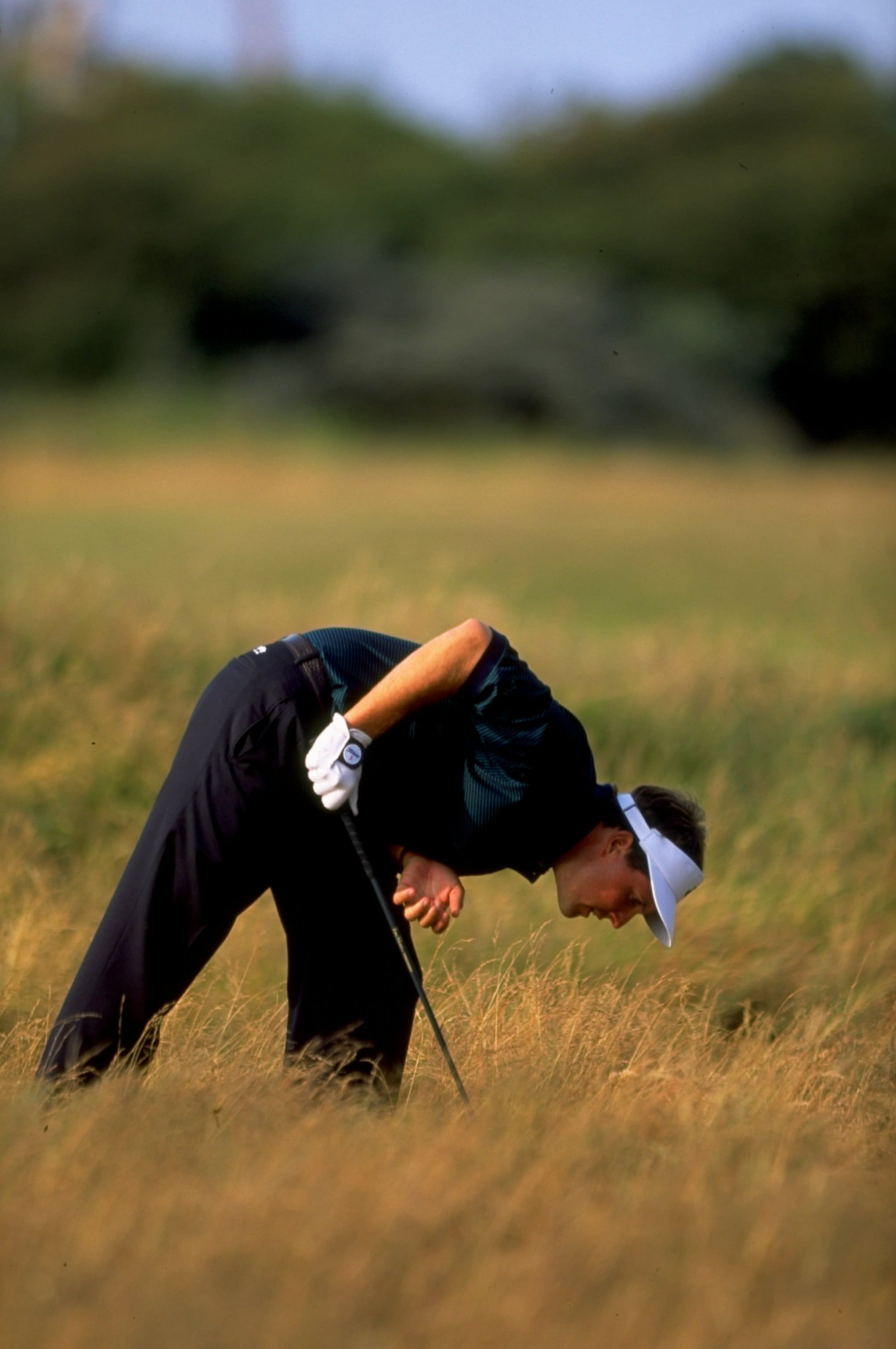 Phil Mickelson at the 1998 British Open