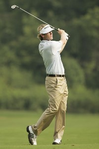 Brandt Snedeker during the second round of the Canadian Open held on the North Course at Angus Glen Golf Club in Markham, Ontario, Canada, on July 27, 2007. Photo by: Stan Badz/PGA TOURPhoto by: Stan Badz/PGA TOUR