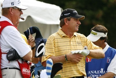 Nick Price during the third round of the Canadian Open held at Hamilton Golf and Country Club in Ancaster, Ontario, Canada, on September 9, 2006.Photo by: Stan Badz/PGA TOUR