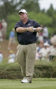 Craig Stadler during the third and final round of the Boeing Championship at Sandestin at Raven Golf Club in Destin, Florida on May 14, 2006.Photo by Michael Cohen/WireImage.com