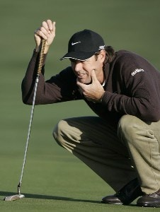 Paul Azinger during the second round of the FBR Open held at TPC Scottsdale in Scottsdale, Arizona, on February 2, 2007.  Photo by: Stan Badz/PGA TOURPhoto by: Stan Badz/PGA TOUR
