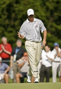 Bo Van Pelt during the first round of the 2006 U.S. Open Golf Championship at Winged Foot Golf Club in Mamaroneck, New York on June 15, 2006.Photo by Mike Ehrmann/WireImage.com