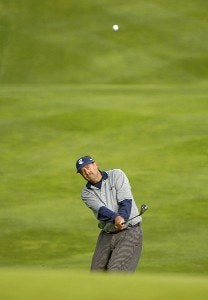 Brad Bryant in action during the second round of the 2006 AT&T Classic on Saturday, March 11, 2006 at  Valencia Country Club in Valencia, CaliforniaPhoto by Marc Feldman/WireImage.com