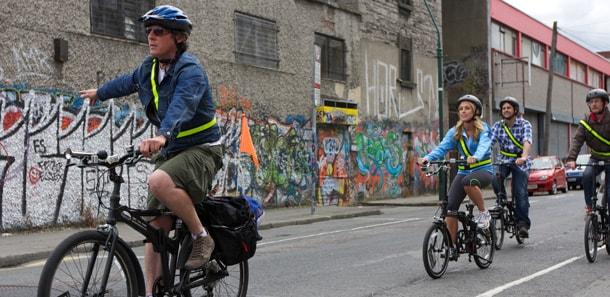 Dublin City Bike Tour