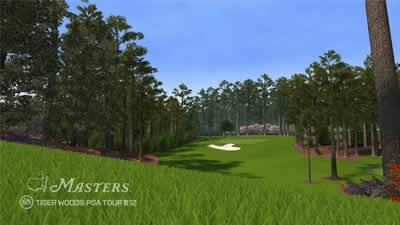 EA Sports Tiger Woods PGA TOUR 12:  Augusta 6