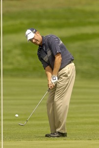 Jeff Gove during the third round of The International on Saturday August 12, 2006 at Castle Pines Golf Club in Castle Rock, ColoradoPhoto by Marc Feldman/WireImage.com