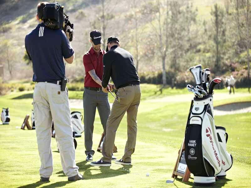 The Haney Project, Hank Haney and Adam Levine