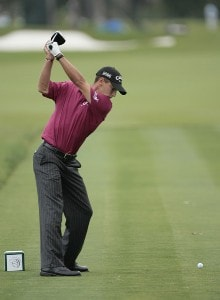 Charles Howell III during the third round of the WGC-CA Championship held on the Blue Course at Doral Golf Resort and Spa in Doral, Florida, on March 24, 2007. Photo by: Chris Condon/PGA TOURPhoto by: Chris Condon/PGA TOUR