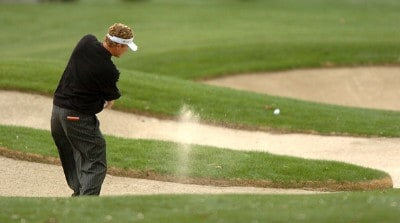 Tim Petrovic in action during the third round of the 2007 Bob Hope Chrysler Classic at La Quinta Country Club in La Quinta, California on January 19, 2007. PGA TOUR - 2007 Bob Hope Chrysler Classic - Third RoundPhoto by Steve Grayson/WireImage.com