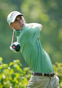 Charles Howell III on the 9th tee during the second round of The Barclays held at Westchester Country Club on August 24, 2007 in Harrison, New York. PGA TOUR - 2007 The Barclays - Second RoundPhoto by Chris Condon/PGA TOUR/WireImage.com