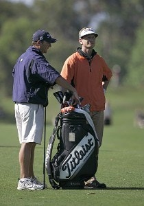 Brad Faxon during a practice round for THE PLAYERS Championship held at the TPC Stadium Course in Ponte Vedra Beach, Florida on Wednesday, March 22, 2006.Photo by Michael Cohen/WireImage.com