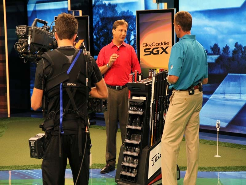 Michael Breed; The Golf Fix; Mike Gibson