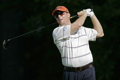 D.A. Points during the first round of the Chrysler Classic of Greensboro at Forest Oaks Country Club in Greensboro, North Carolina on October 5, 2006. PGA TOUR - 2006 Chrysler Classic of Greensboro - First RoundPhoto by Michael Cohen/WireImage.com