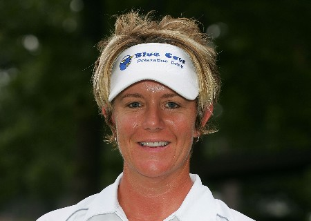 SOUTHERN PINES, NC - JUNE 29:  Beth Bader poses for a portrait during round two of the U.S. Women's Open Championship at Pine Needles Lodge & Golf Club on June 29, 2007 in Southern Pines, North Carolina.  (Photo by Scott Halleran/Getty Images)