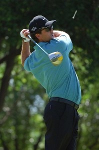 Chris Couch during first round of the Bank of America Colonial held at the Colonial Country Club on Monday, May 18, 2006 in Ft. Worth, TexasPhoto by Marc Feldman/WireImage.com