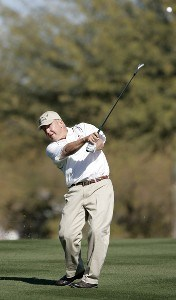 Billy Mayfair during the fourth and final round round of the FBR Open held at TPC Scottsdale in Scottsdale, Arizona, on February 4, 2007.  Photo by: Stan Badz/PGA TOURPhoto by: Stan Badz/PGA TOUR
