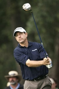 Bart Bryant during the first round of THE PLAYERS Championship held on THE PLAYERS Stadium Course at TPC Sawgrass in Ponte Vedra Beach, Florida, on May 10, 2007. PGA TOUR - 2007 THE PLAYERS Championship - First RoundPhoto by Sam Greenwood/WireImage.com