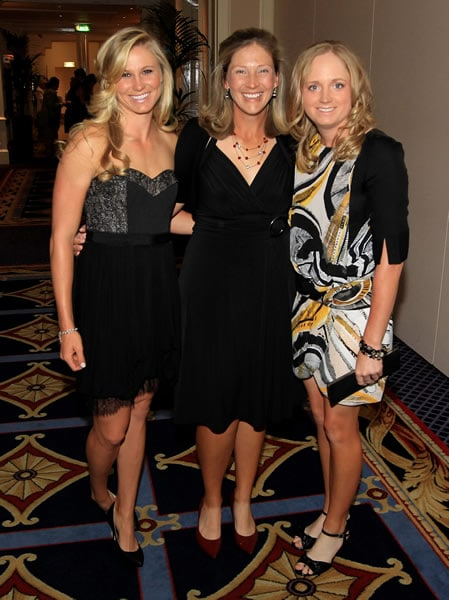 Ryann O'Toole, Angel Stanford, Stacy Lewis