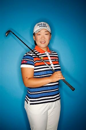 CITY OF INDUSTRY, CA - MARCH 22:  Jiyai Shin of South Korea poses for a portrait on March 22, 2011 at the Industry Hills Golf Club in the City of Industry, California.  (Photo by Jonathan Ferrey/Getty Images)