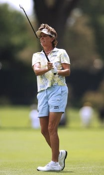 Rosie Jones in action during the third round of the 2005 U.S. Women's Open at Cherry Hills Country Club in Englewood, Colorado, June 25, 2005.Photo by Steve Grayson/WireImage.com