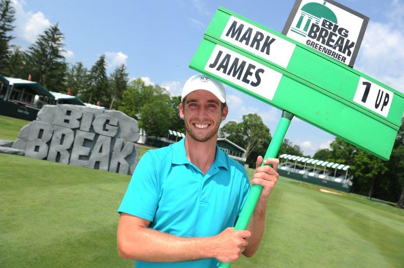 Big Break Greenbrier, Mark Silvers