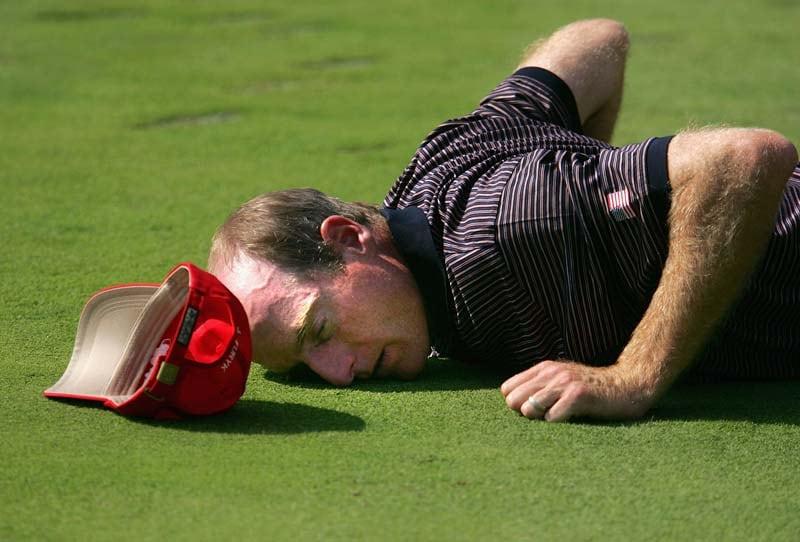 Jim Furyk, 2005 Presidents Cup