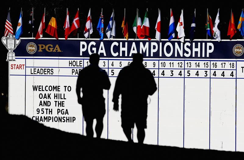 Welcome to the 95th PGA Championship