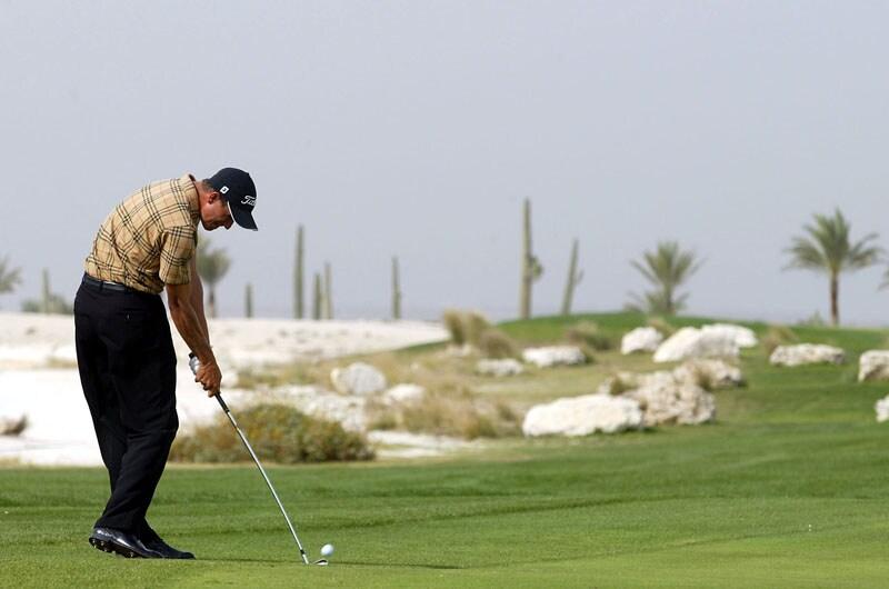 Adam Scott, 2002 Qatar Masters
