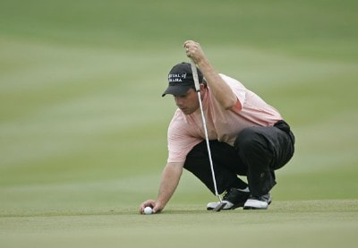 Matt Gogel competes in the third round of the B.C. Open held on the Atunyote course at Turning Stone Resort in Vernon, New York, on July 22, 2006.Photo by: Chris Condon/PGA TOUR