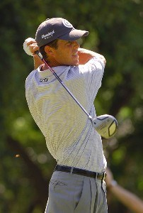 Jonathan Kaye during second round of the Bank of America Colonial held at the Colonial Country Club on Tuesday, May 19, 2006 in Ft. Worth, TexasPhoto by Marc Feldman/WireImage.com