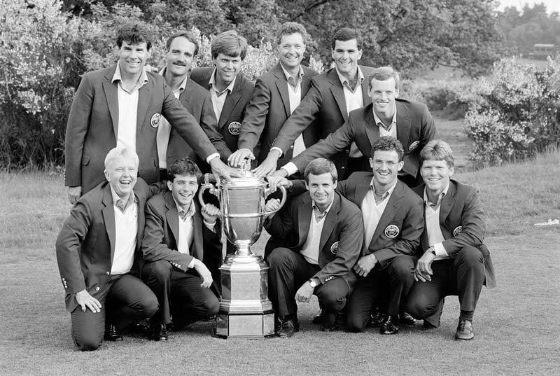 United States, 1987 Walker Cup