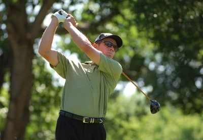 Nick O'Hern during first round of the Bank of America Colonial held at the Colonial Country Club on Monday, May 18, 2006 in Ft. Worth, TexasPhoto by Marc Feldman/WireImage.com