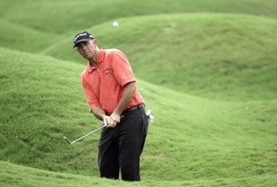 Tom Lehman during the first round of THE PLAYERS Championship held on THE PLAYERS Stadium Course at TPC Sawgrass in Ponte Vedra Beach, Florida, on May 10, 2007. PGA TOUR - 2007 THE PLAYERS Championship - First RoundPhoto by Sam Greenwood/WireImage.com