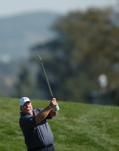 Craig Stadler in action during the third round of the 2006 Charles Schwab Cup Championship at the Sonoma Golf Club, in Sonoma, California on October 28, 2006. Champions Tour - 2006 Charles Schwab Cup Championship - Third RoundPhoto by Steve Grayson/WireImage.com