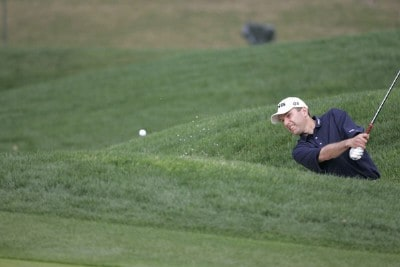 Kevin Sutherland during a practice round for The Players Championship held at the TPC Stadium Course in Ponte Vedra Beach, Florida on Monday, March 20, 2006Photo by Sam Greenwood/WireImage.com