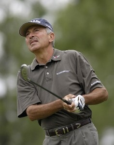 Morris Hatalsky during the first round of the Regions Charity Classic held at Robert Trent Jones Golf Trail at Ross Bridge in Birmingham, AL, on May 5, 2006.Photo by Steve Levin/WireImage.com